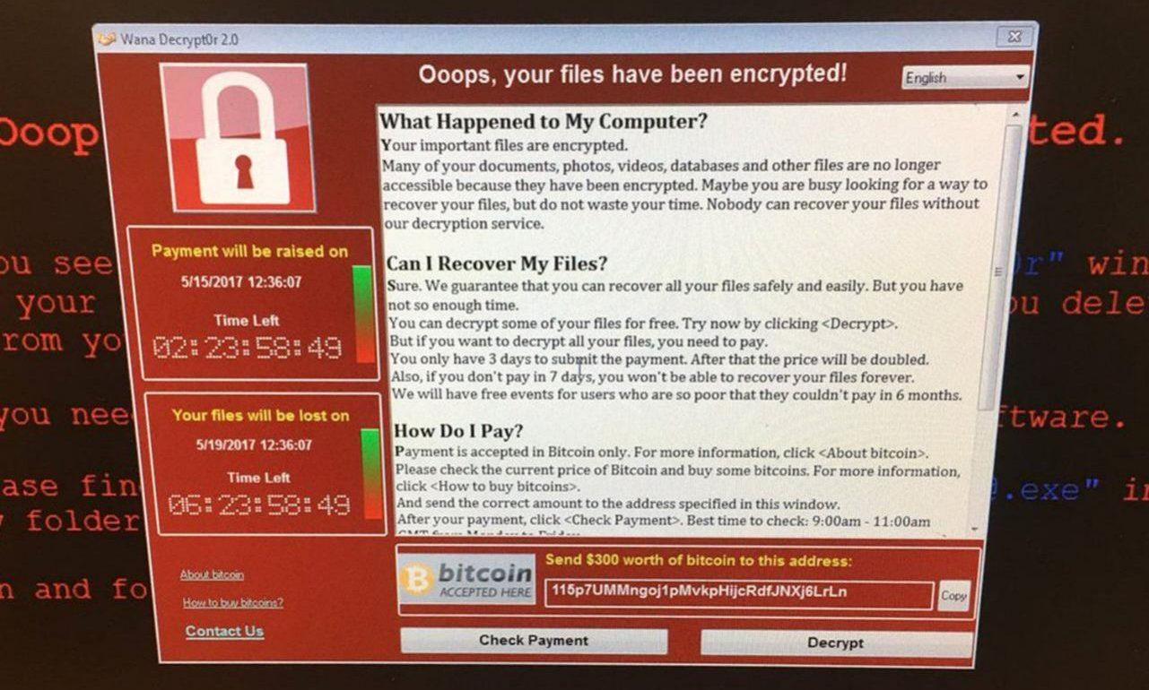 virus extortionist delete 002