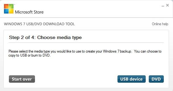 windows7 usb dvd download tool 002
