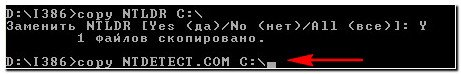copy ntdetect.com