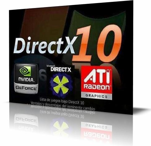 DirectX 10 RC2 Fix